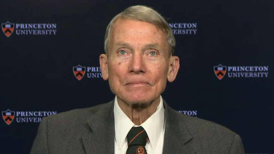 Physicist William Happer shares his views on climate change research