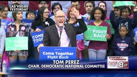 Congressional Black Caucus votes 'no confidence' in Democratic Chairman Tom Perez