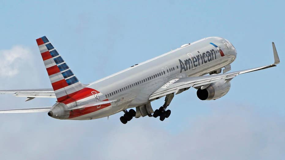 American Airlines employee allegedly hit woman with stroller