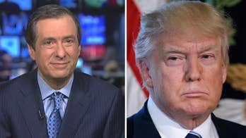 'MediaBuzz' host Howard Kurtz weighs in on Donald Trump's reactions to newly released polls about his first 100 days in office
