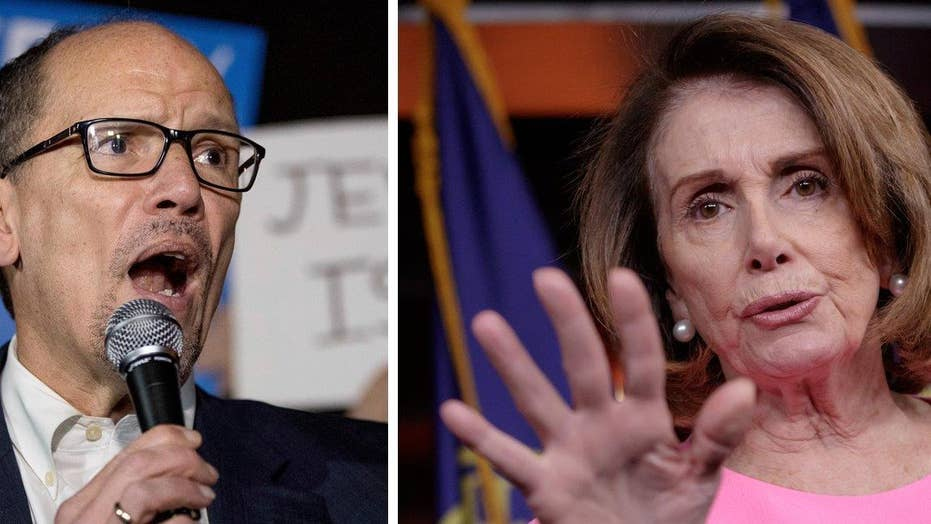 Perez, Pelosi split on whether Democrats can be pro-life