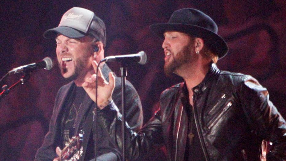 Country music duo Locash take on Las Vegas
