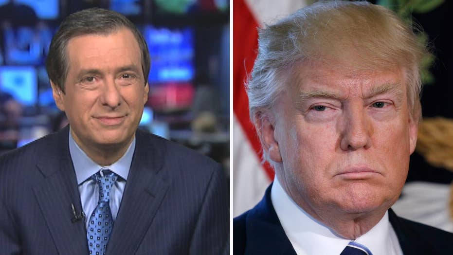 Kurtz: President hits 'fake' news surveys