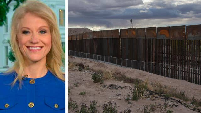 Kellyanne Conway: Building a wall an important priority