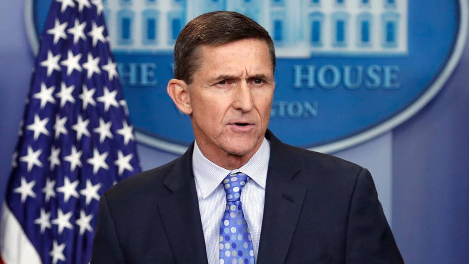 Lawmakers review intel on ex-national security adviser Flynn