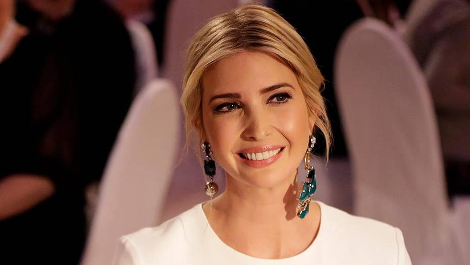 Ivanka Trump defends father, role in White House