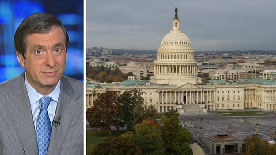 Kurtz: Is 'Big Government' making a comeback?