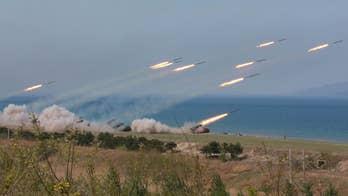 North Korea's weapons progress a top concern as US senators have rare briefing