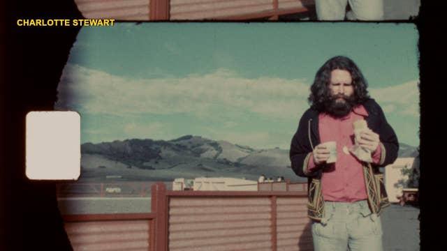 Rare footage of Jim Morrison revealed