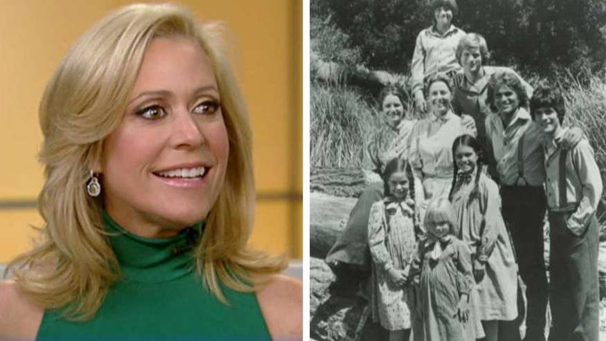FBN anchor shares behind-the-scenes tales from 'Little House on the Prairie'