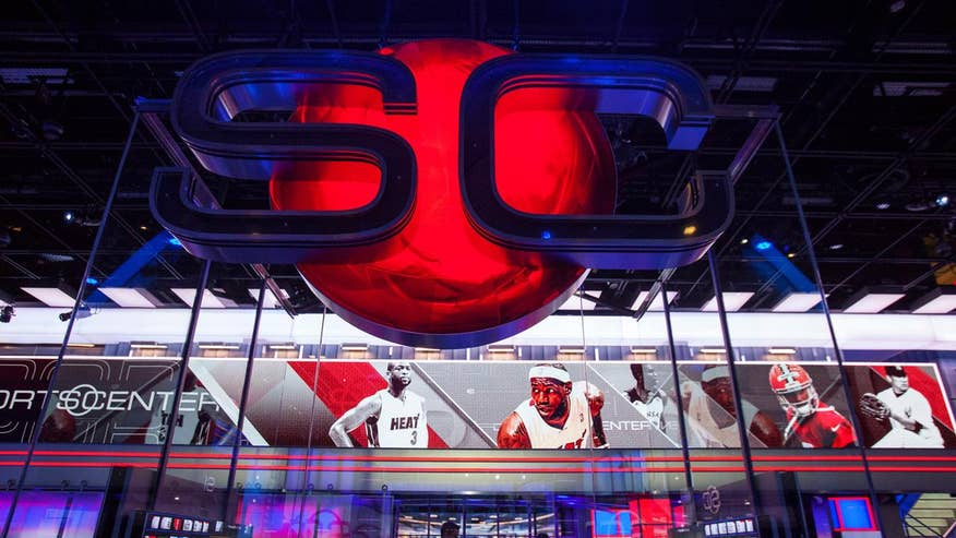 Sports broadcasting network ESPN lays off about 100 staff employees, including longtime hosts and contributors