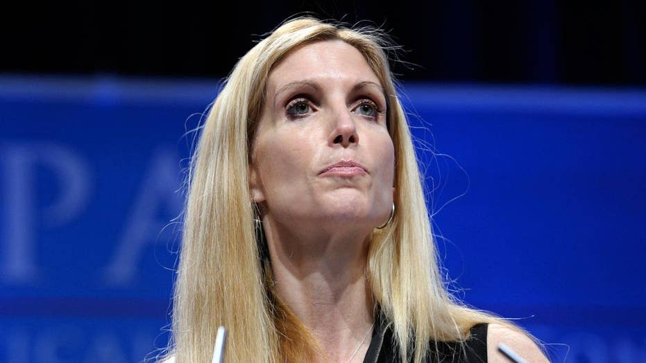 Free speech uproar: Debate heats up over Coulter at Berkeley