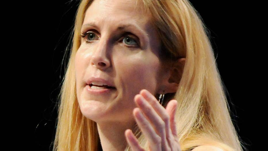 Legal showdown over Coulter's scrapped speech at Berkeley