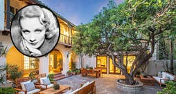 Hot Houses: Inside the screen siren's posh Los Angeles pad, a billionaire's Manhattan penthouse and the famous 'Grey Gardens' beach estate