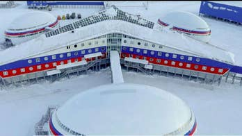 A new Cold War in the Arctic? Russia unveils virtual tour of new military base