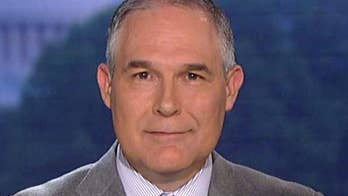 Scott Pruitt outlines problems with Paris climate agreement