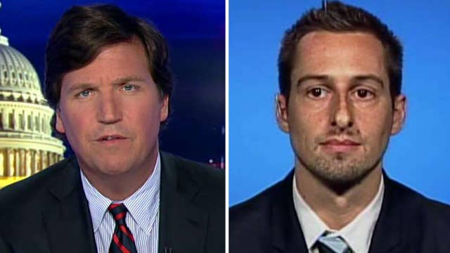 Tucker to prof: Why was Coulter not suitable to speak?