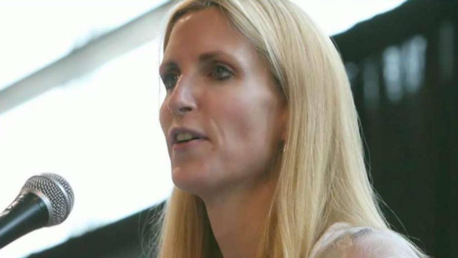 Ann Coulter cancels Berkeley speech over safety