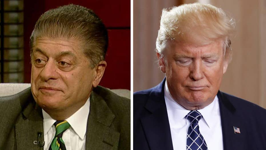 Judge Napolitano on if Trump can turn around 9th Circuit