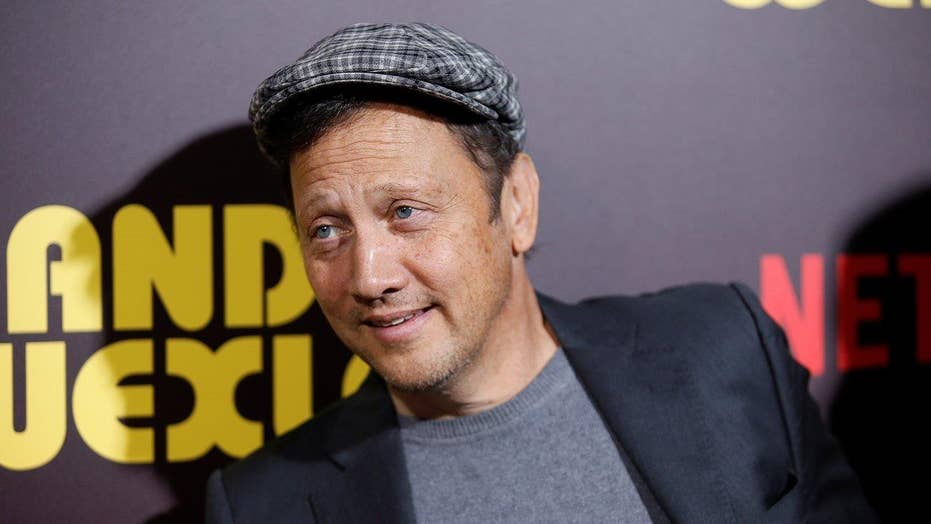 Rob Schneider slams UC Berkeley cancelling on Ann Coulter