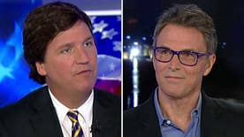 Tucker and 'Madam Secretary' actor spar over federal funding for the National Endowment of the Arts #Tucker