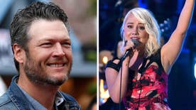 RaeLynn says Blake Shelton takes post-show shots