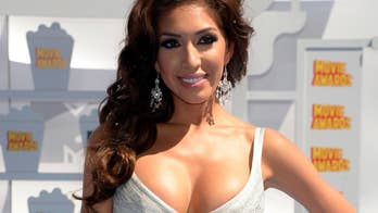 'Teen Mom' star Farrah Abraham talks about her new reality series, past problems with parents