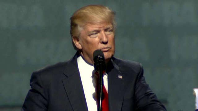 Trump to NRA: You have true friend and champion in the WH