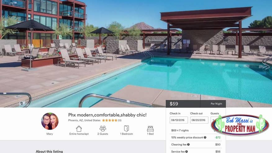 Home rental sites like Airbnb might seem like a good idea but renters need to do their research. 'Property Man' Bob Massi explores the booming rental property market