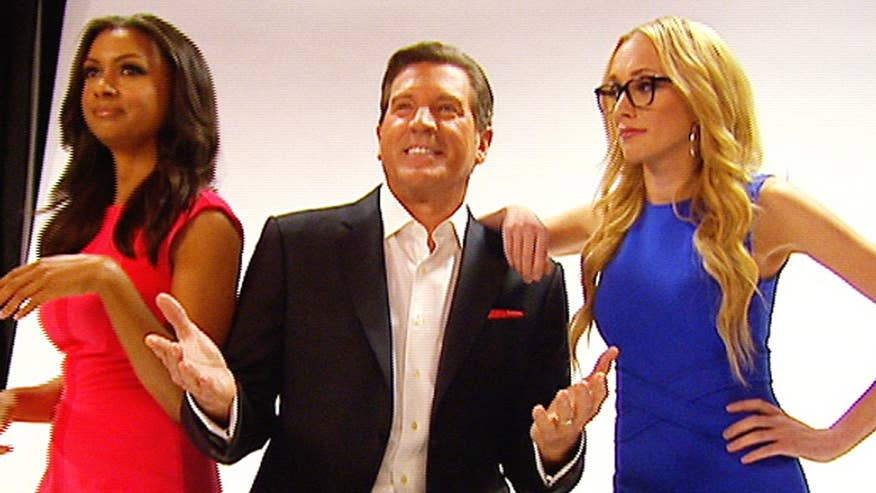 Eric Bolling, Eboni K. Williams and Kat Timpf are 'The Fox News Specialists,' premiering on Fox News Channel Monday, May 1 at 5 p.m. ET