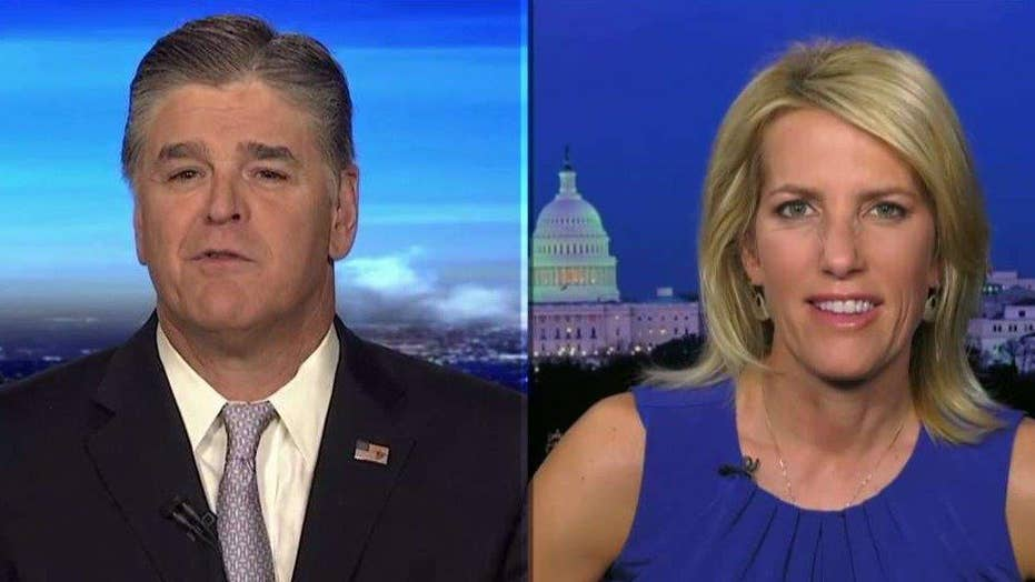 Ingraham to Hannity: Let's tour liberal college campuses