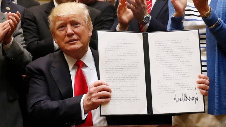 Trump: We're unleashing American energy