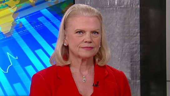 IBM CEO: We need a new, modernized tax system