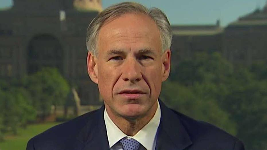 Abbott talks Texas bill that would penalize sanctuary cities