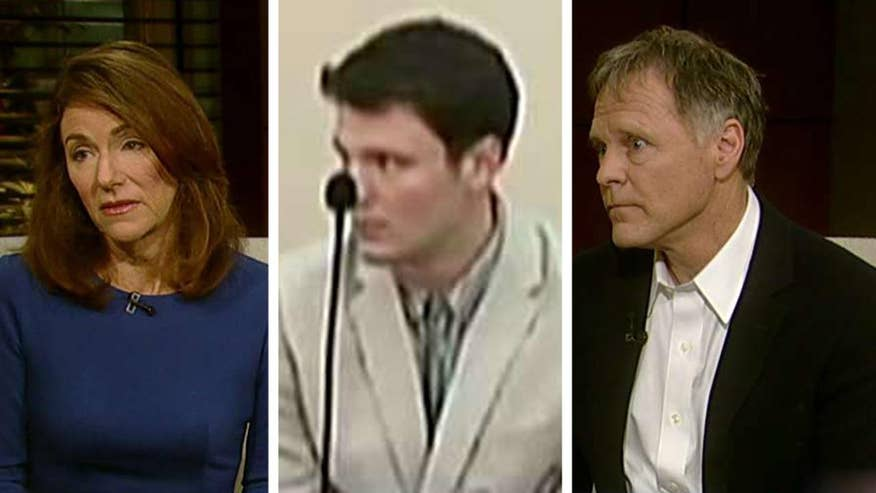 Cindy and Fred Warmbier share their message on 'Fox & Friends'