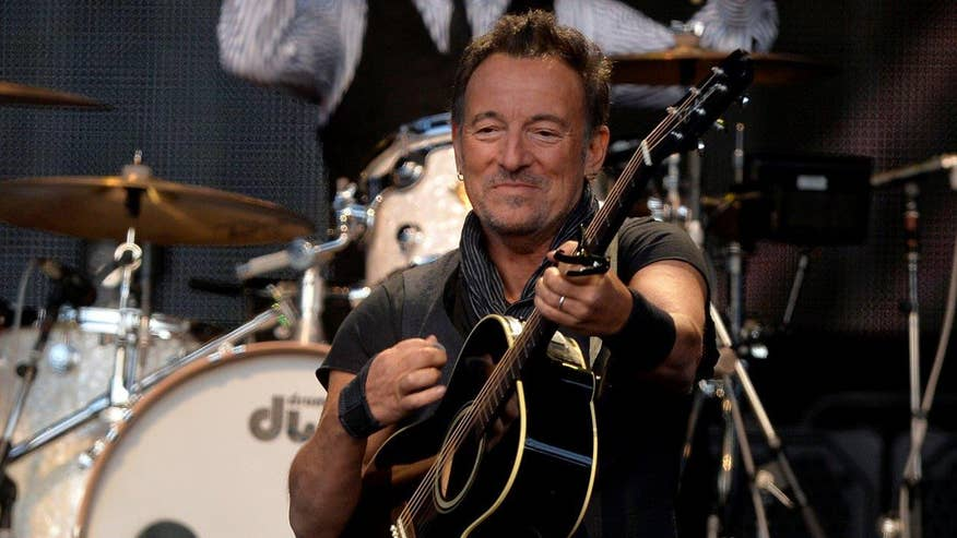 Fox411: Bruce Springsteen admits he dodged the draft