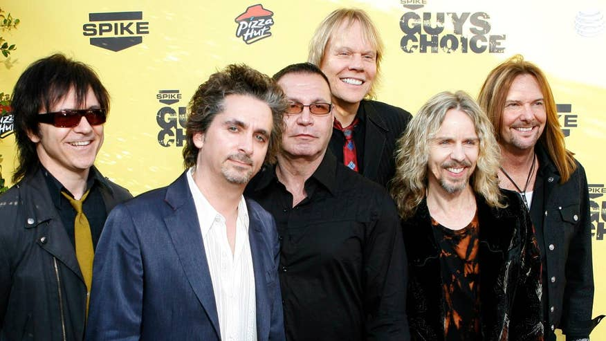The iconic American rock band is back with their first album in 14 years