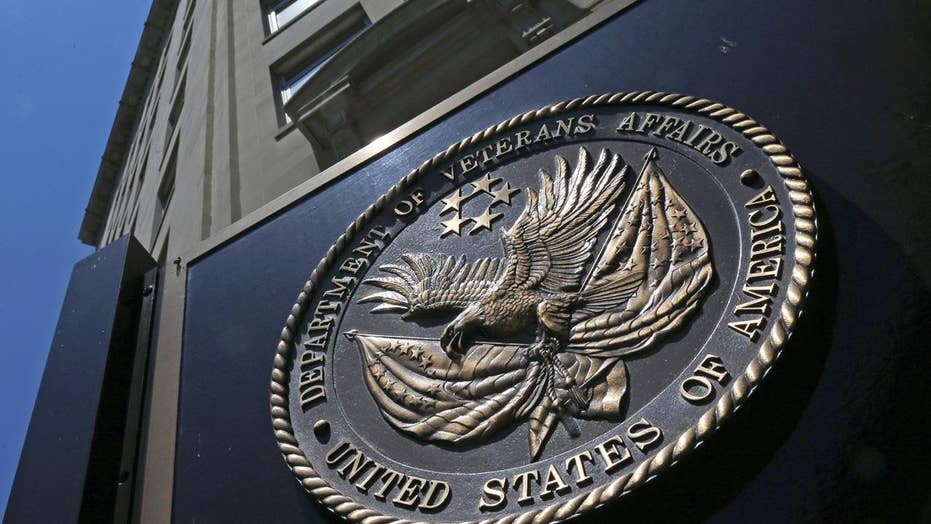 Director of embattled Veterans Affairs post fired