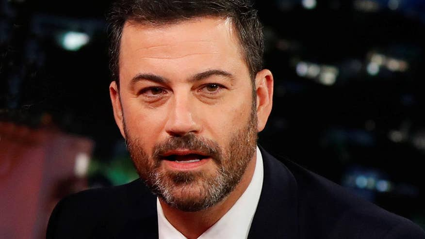 Jimmy Kimmel gets personal with audience