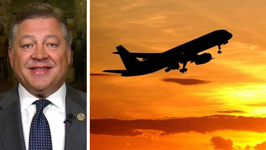 Rep. Bill Shuster on keeping passengers safe in the skies