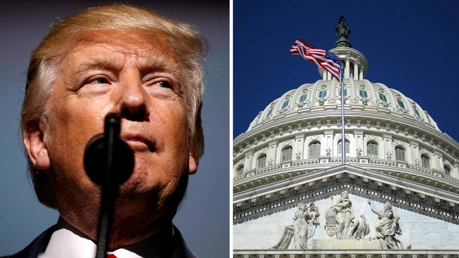 Congress' budget deal is 'total betrayal' of Trump agenda?