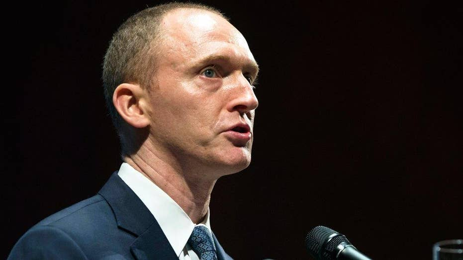 Will former Trump adviser Carter Page face legal troubles?