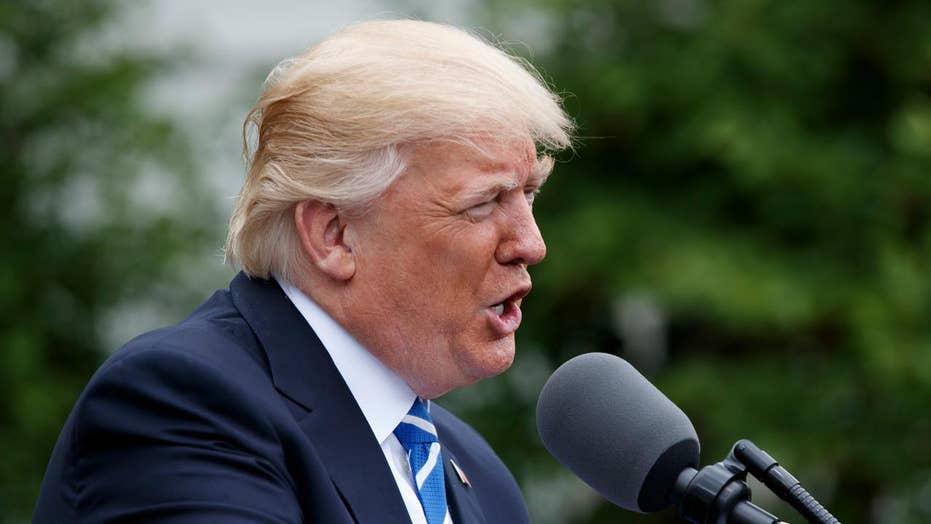 President Trump tweets call for 'good shutdown'