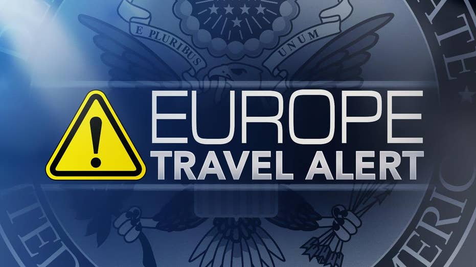 New alert warns Americans about European travel amid threats