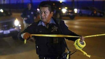 America's police officers are still operating in dangerous times