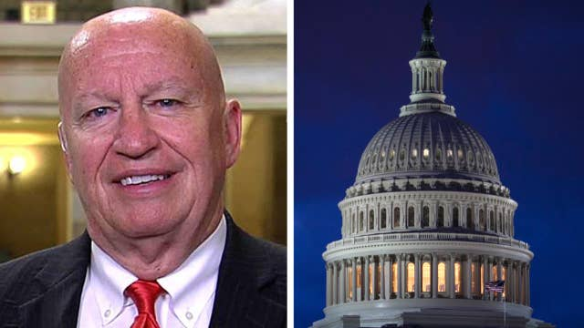 Rep. Kevin Brady on where Congress stands on tax cuts