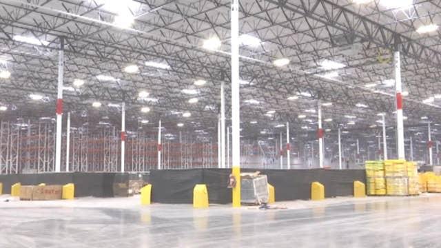 E-commerce warehouses in demand in Las Vegas