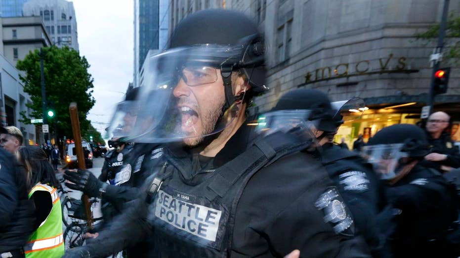 Why has the left gotten so violent?