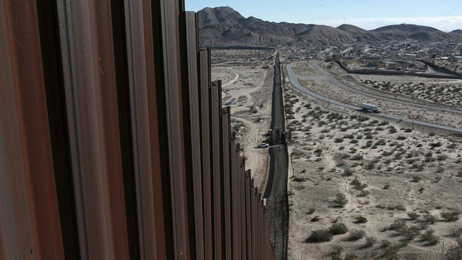 Radio host: We can fund the border wall without Congress