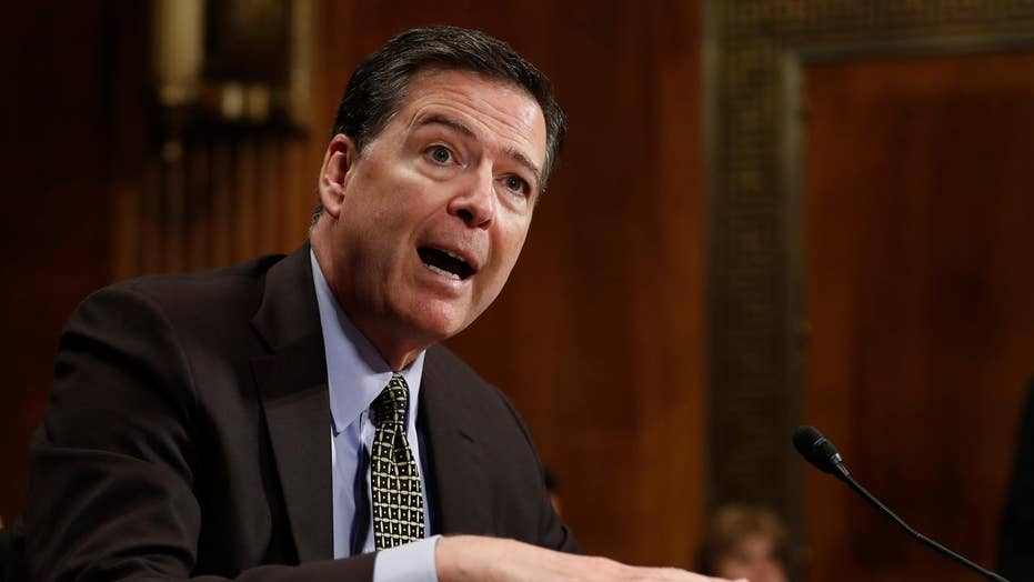 Comey defends reopening Clinton probe before election